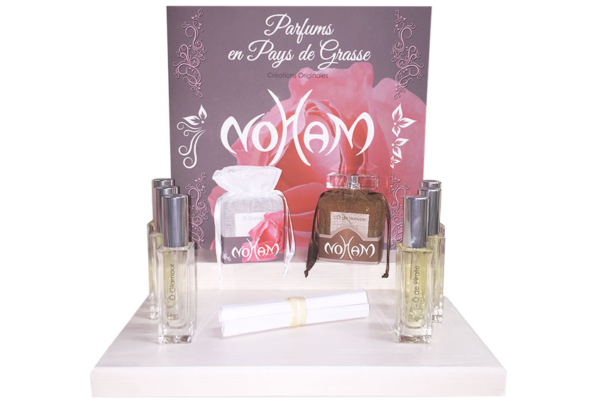 marque pour institut fabricant parfums de grasse et cosm tiques instituts de beaut. Black Bedroom Furniture Sets. Home Design Ideas